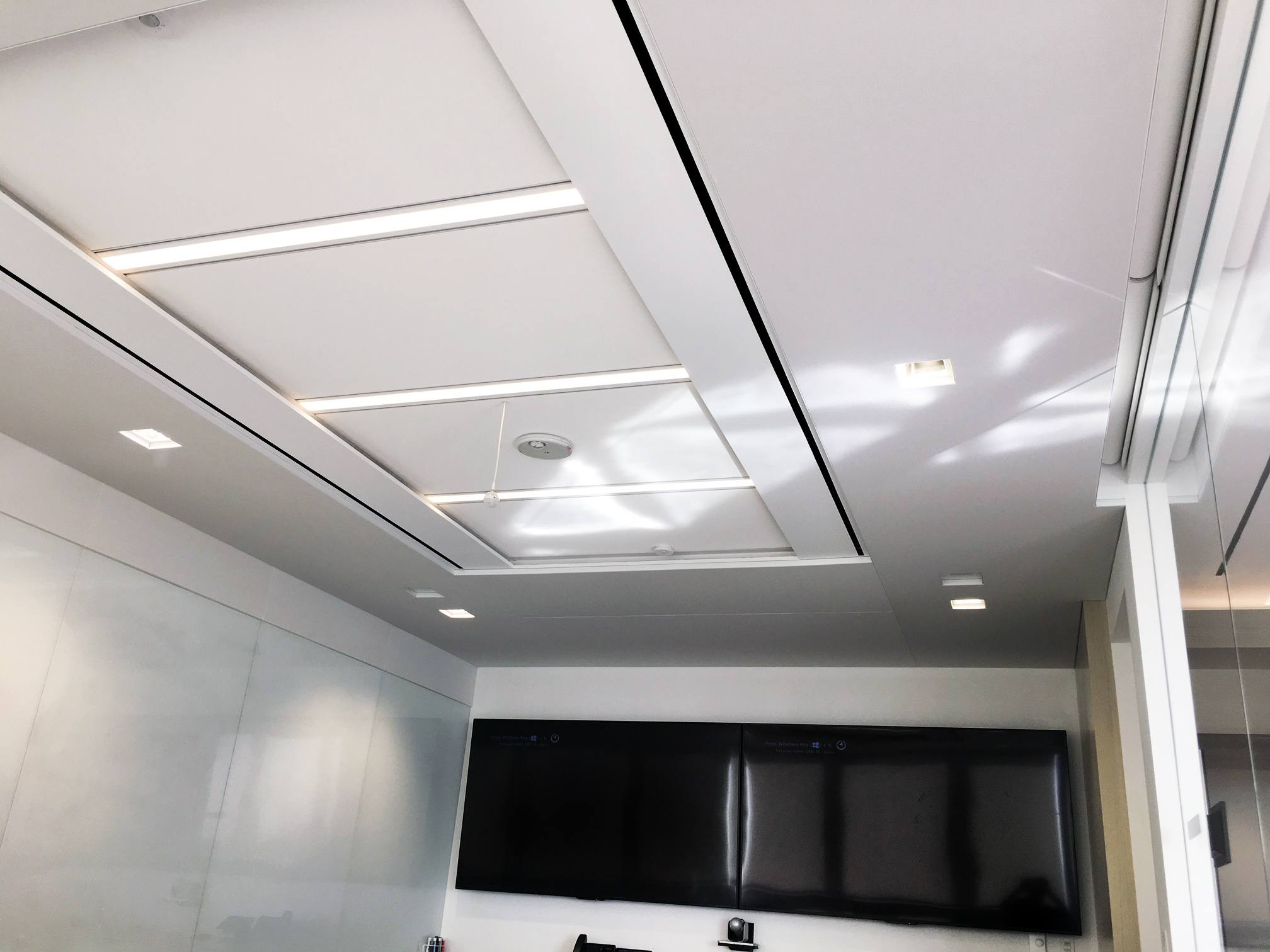 confrence room ceiling